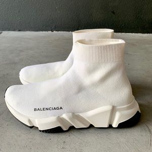 ❤️sold❤️balenciaga speed trainer sneakers